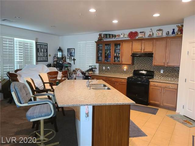 971 Huntington Cove Parkway, Las Vegas, NV 89178 (MLS #2236074) :: Billy OKeefe | Berkshire Hathaway HomeServices