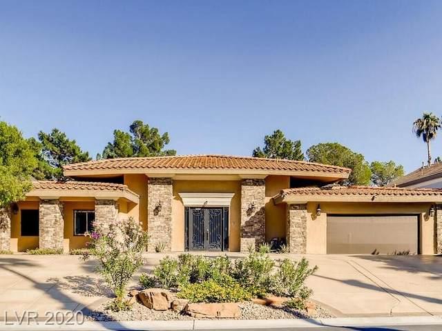 2930 Augusta Drive, Las Vegas, NV 89109 (MLS #2236090) :: ERA Brokers Consolidated / Sherman Group