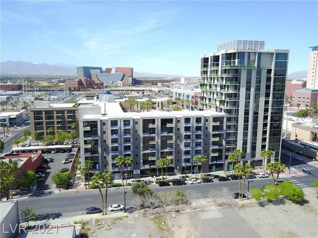 353 Bonneville Avenue #527, Las Vegas, NV 89101 (MLS #2236283) :: Signature Real Estate Group