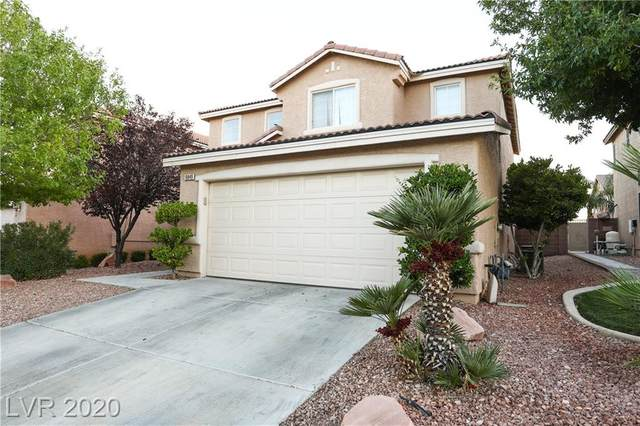 9849 Ridge Hill Avenue, Las Vegas, NV 89147 (MLS #2236319) :: The Shear Team