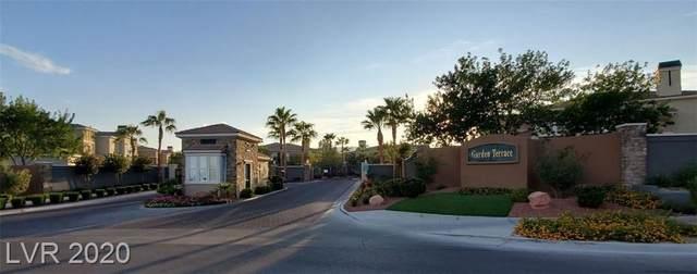 10809 Garden Mist Drive #1026, Las Vegas, NV 89135 (MLS #2236355) :: The Lindstrom Group