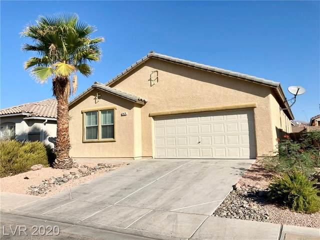 3428 Conterra Park Avenue, North Las Vegas, NV 89081 (MLS #2236462) :: Billy OKeefe   Berkshire Hathaway HomeServices