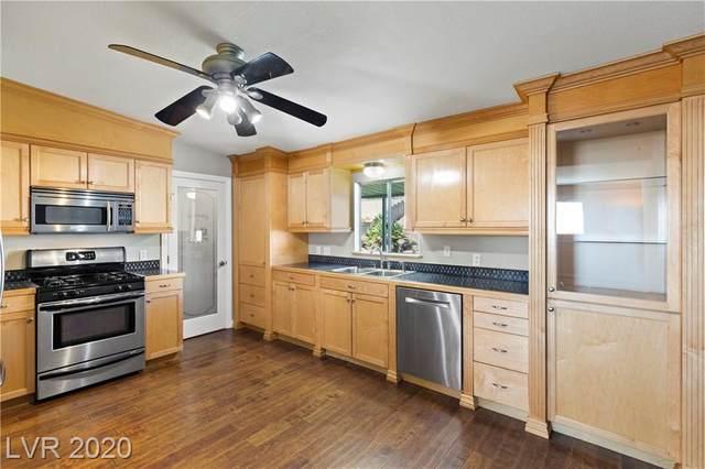 890 Jeri Lane, Boulder City, NV 89005 (MLS #2236567) :: The Lindstrom Group