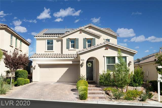 454 Port Reggio Street, Las Vegas, NV 89138 (MLS #2236588) :: Billy OKeefe | Berkshire Hathaway HomeServices