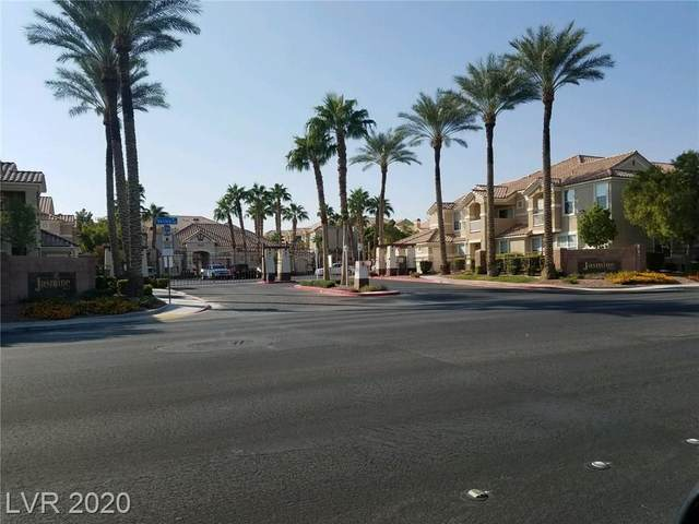 5855 Valley Drive #2011, North Las Vegas, NV 89031 (MLS #2236662) :: Helen Riley Group | Simply Vegas