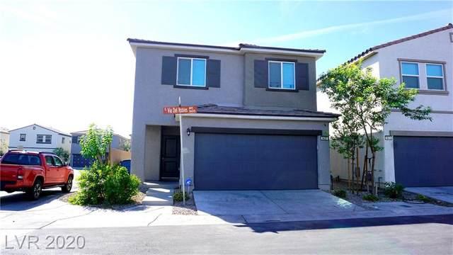 3625 Via Del Robles Avenue, Las Vegas, NV 89115 (MLS #2236692) :: Hebert Group   Realty One Group