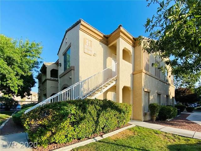 3400 Cabana Drive #1064, Las Vegas, NV 89122 (MLS #2236756) :: The Lindstrom Group