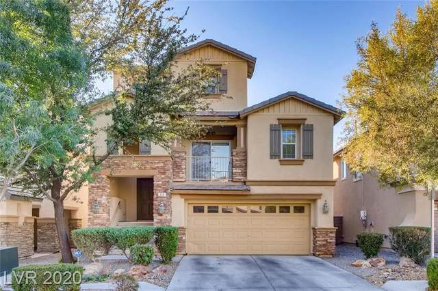 33 Rainbow Draw Avenue, North Las Vegas, NV 89031 (MLS #2236780) :: Helen Riley Group | Simply Vegas