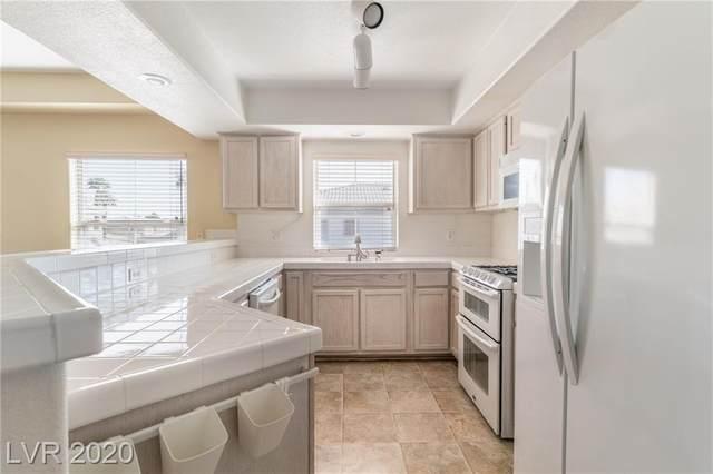 3601 Arginis Street #202, Las Vegas, NV 89108 (MLS #2236823) :: The Lindstrom Group