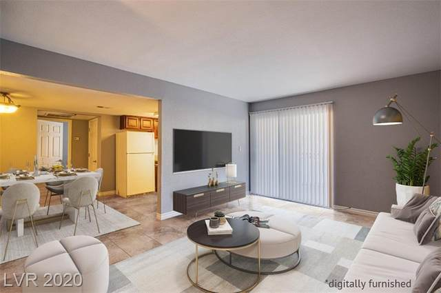 5350 River Glen Drive #297, Las Vegas, NV 89103 (MLS #2236878) :: Signature Real Estate Group