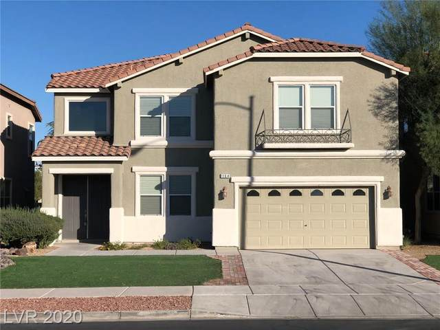 1164 Evergreen Cove Street, Henderson, NV 89011 (MLS #2237062) :: Vestuto Realty Group