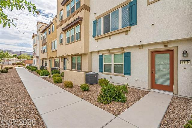 1310 Jewelstone Circle, Henderson, NV 89012 (MLS #2237101) :: The Perna Group