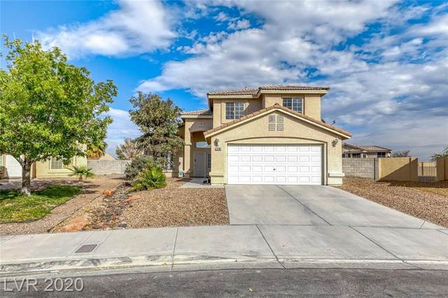 3730 Newton Falls Street, North Las Vegas, NV 89032 (MLS #2237150) :: The Lindstrom Group