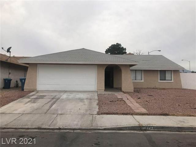 3707 Limewood Circle, Las Vegas, NV 89103 (MLS #2237227) :: The Lindstrom Group