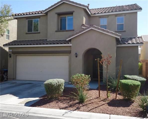 6715 Boom Town Drive, Las Vegas, NV 89122 (MLS #2237247) :: The Shear Team