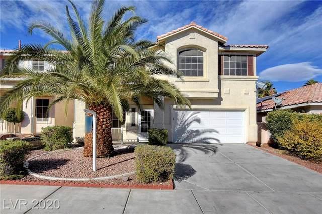 9412 Warm Waters Avenue, Las Vegas, NV 89129 (MLS #2237270) :: Billy OKeefe | Berkshire Hathaway HomeServices