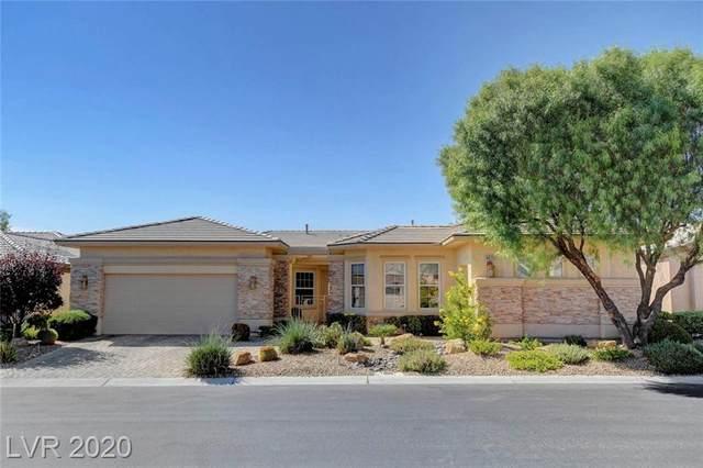 4611 Riva De Romanza Street, Las Vegas, NV 89135 (MLS #2237687) :: Hebert Group | Realty One Group