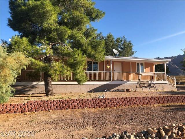 491 Flag Street, Sandy Valley, NV 89019 (MLS #2237734) :: Billy OKeefe | Berkshire Hathaway HomeServices