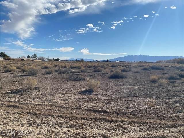 1191 W Nevada Highway 372, Pahrump, NV 89048 (MLS #2238117) :: Lindstrom Radcliffe Group