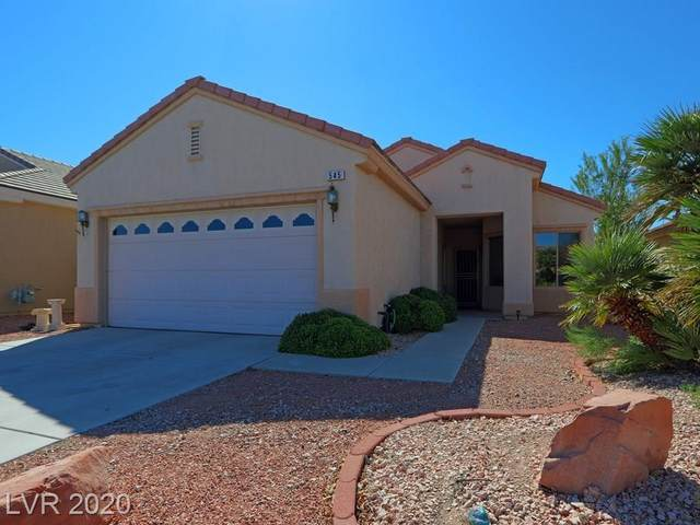 545 Eagle Perch Place, Henderson, NV 89012 (MLS #2238648) :: Hebert Group   Realty One Group