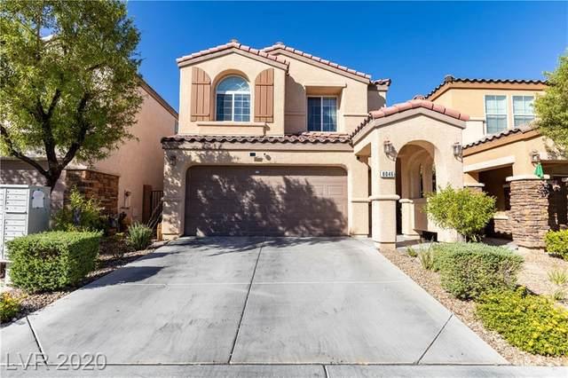 8046 Torremolinos Avenue, Las Vegas, NV 89178 (MLS #2238742) :: The Lindstrom Group