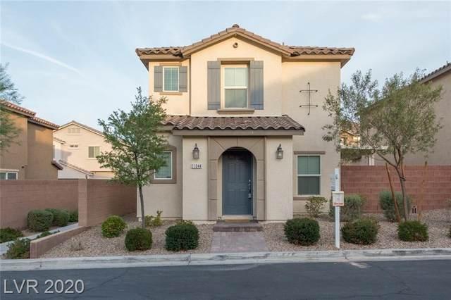 11044 Camden Bay Street, Las Vegas, NV 89179 (MLS #2238767) :: Kypreos Team