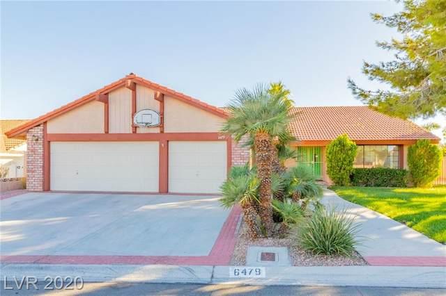 6479 Southern Pine Way, Las Vegas, NV 89146 (MLS #2238889) :: The Perna Group