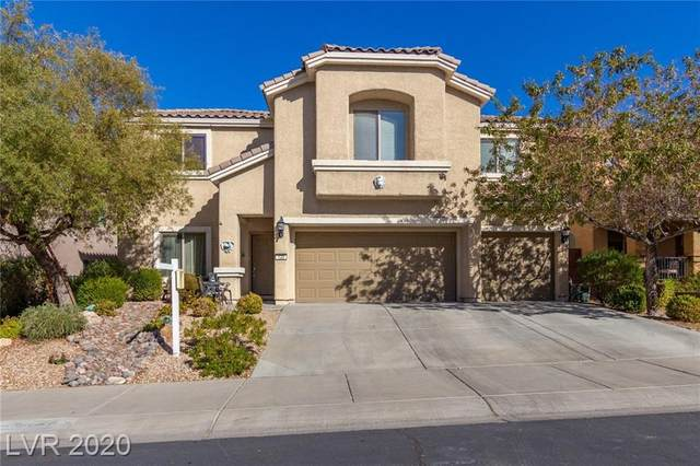 125 Voltaire Avenue, Henderson, NV 89002 (MLS #2238969) :: Hebert Group | Realty One Group