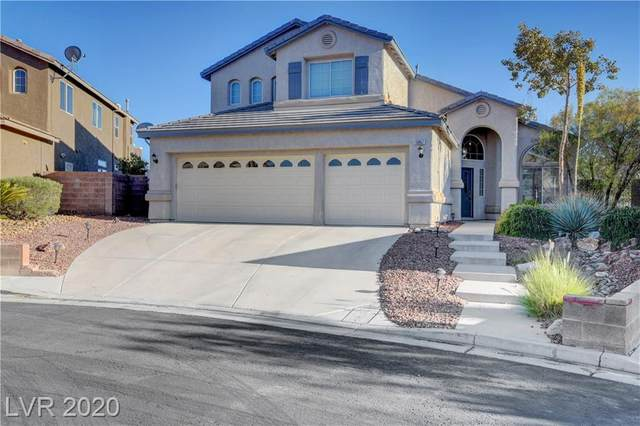 10657 Shelter Hill Court, Las Vegas, NV 89129 (MLS #2239034) :: The Lindstrom Group