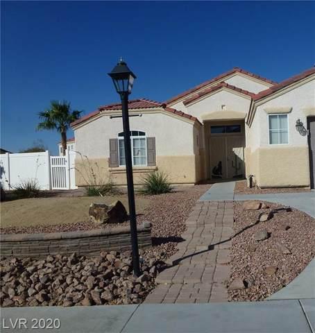 6709 Gentle Harbor Street, North Las Vegas, NV 89084 (MLS #2239139) :: Hebert Group   Realty One Group