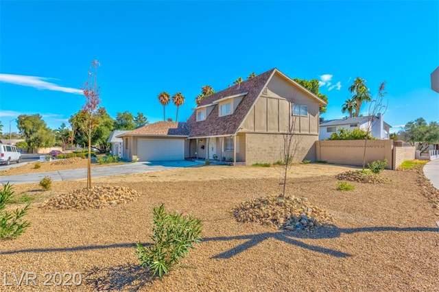 3006 Carruth Street, Las Vegas, NV 89121 (MLS #2239215) :: Signature Real Estate Group