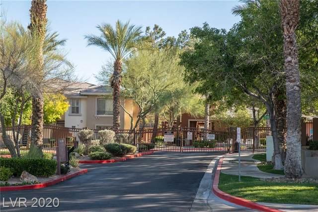 904 Domnus Lane #101, Las Vegas, NV 89144 (MLS #2239217) :: Jeffrey Sabel