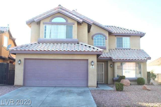3903 Rose Canyon Drive, North Las Vegas, NV 89032 (MLS #2239356) :: Hebert Group | Realty One Group