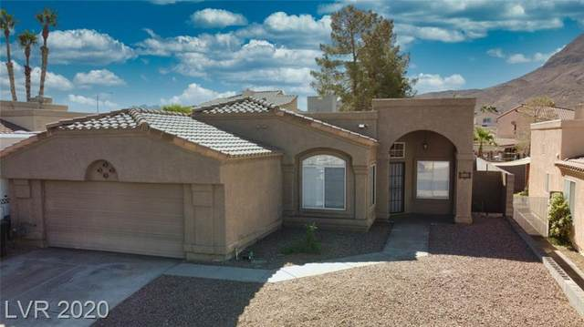 391 Viewmont Drive, Henderson, NV 89015 (MLS #2239444) :: Signature Real Estate Group