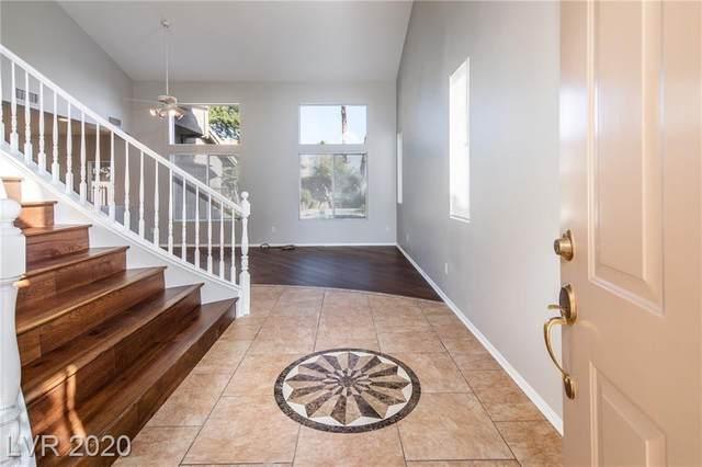 3920 Rancho Niguel Parkway, Las Vegas, NV 89147 (MLS #2239580) :: The Lindstrom Group