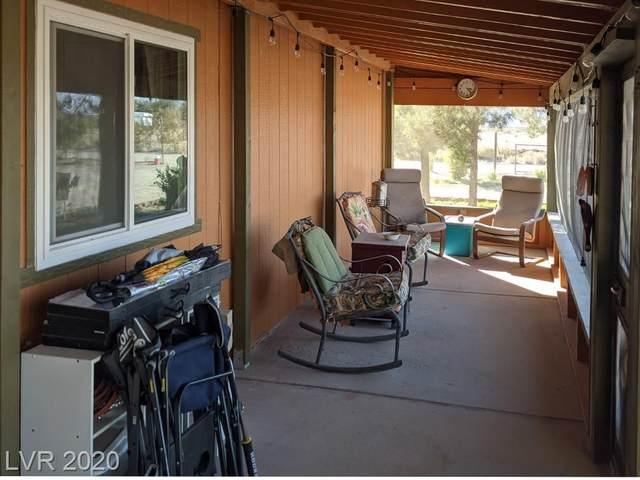 3309 Van Patten Lane, Amargosa, NV 89020 (MLS #2239590) :: Signature Real Estate Group