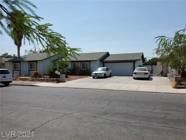 4955 California Avenue, Las Vegas, NV 89104 (MLS #2239596) :: The Shear Team