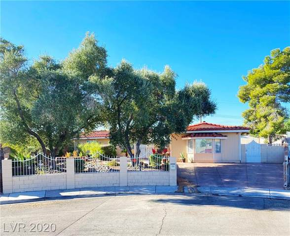 2880 Placita Court, Las Vegas, NV 89121 (MLS #2239632) :: Signature Real Estate Group