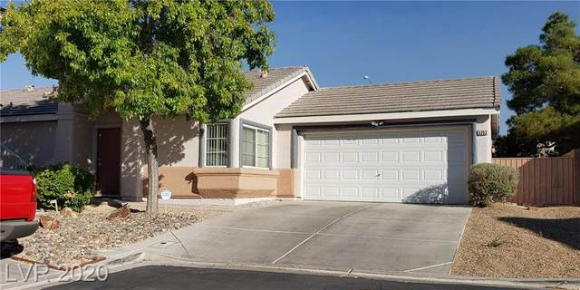 5353 Dandelion Court, North Las Vegas, NV 89031 (MLS #2239697) :: Billy OKeefe | Berkshire Hathaway HomeServices