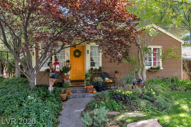 509 Avenue L, Boulder City, NV 89005 (MLS #2239743) :: The Lindstrom Group