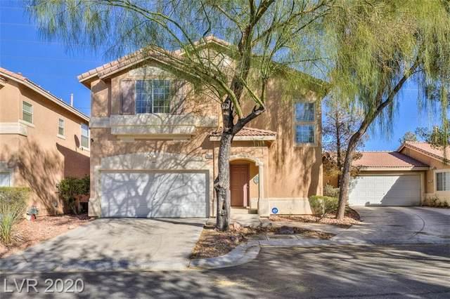 7582 Luna Del Rey Street, Las Vegas, NV 89123 (MLS #2239832) :: Hebert Group | Realty One Group