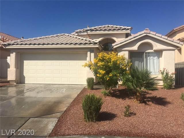 10508 Horseshoe Falls Court, Las Vegas, NV 89144 (MLS #2240003) :: Hebert Group | Realty One Group