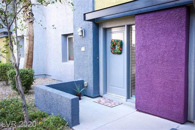 9050 Tropicana Avenue #1108, Las Vegas, NV 89147 (MLS #2240100) :: Billy OKeefe | Berkshire Hathaway HomeServices