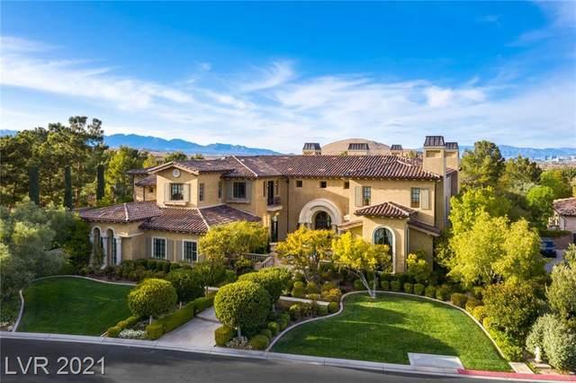 50 Olympia Hills Circle, Las Vegas, NV 89141 (MLS #2240265) :: Vestuto Realty Group