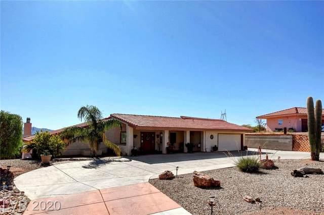 1447 San Felipe Drive, Boulder City, NV 89005 (MLS #2240433) :: The Lindstrom Group