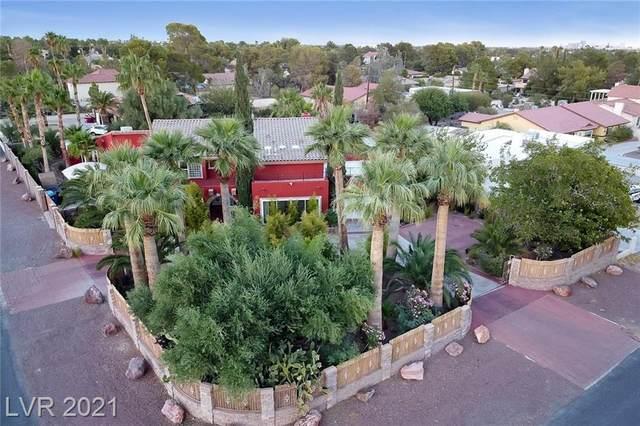 2980 Santa Margarita Street, Las Vegas, NV 89146 (MLS #2240502) :: ERA Brokers Consolidated / Sherman Group
