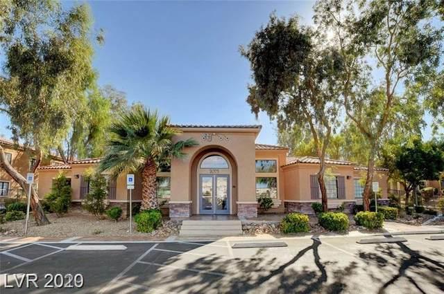 2010 Rancho Lake Drive #205, Las Vegas, NV 89108 (MLS #2240532) :: Jeffrey Sabel