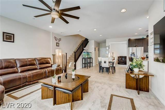 1024 Via Panfilo Avenue, Henderson, NV 89011 (MLS #2240669) :: The Shear Team