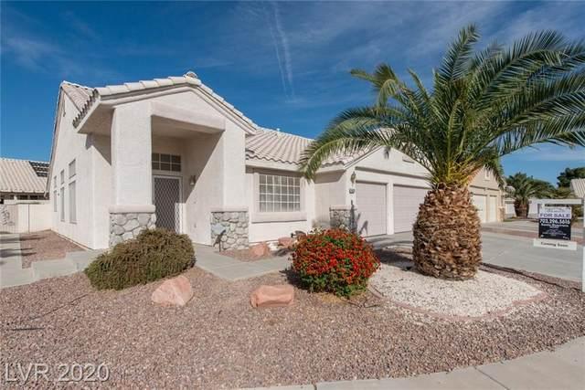5426 Bollentino Court, Las Vegas, NV 89122 (MLS #2240895) :: Jeffrey Sabel