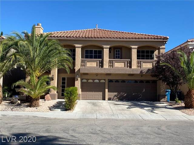 5188 Guardian Peak Street, Las Vegas, NV 89148 (MLS #2240900) :: The Lindstrom Group